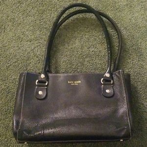 Kate Spade New York Black Small Leather Purse